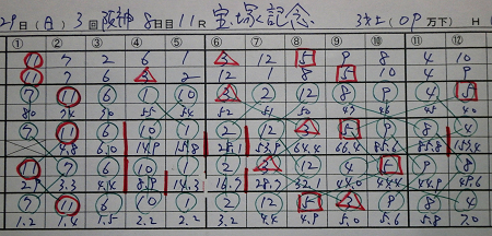 14年6月29日(日)宝塚記念結果オッズ確定.jpg